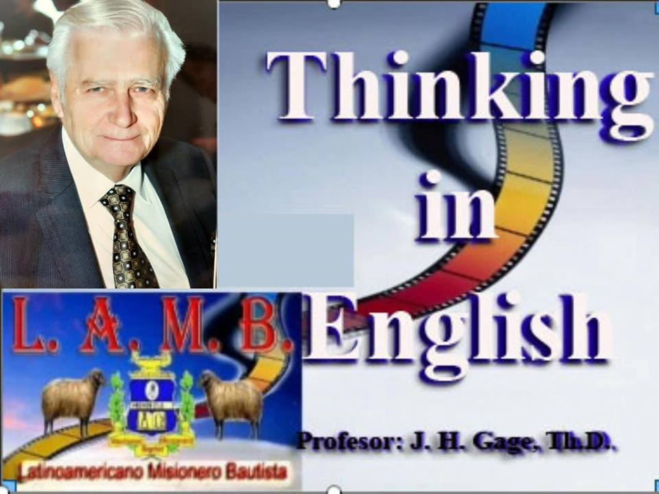 Course Image THINKING IN ENGLISH